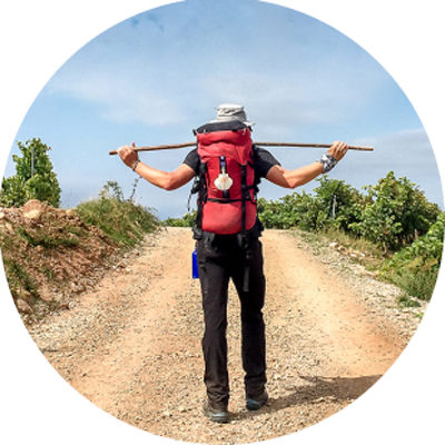 web3-man-camino-santiago-pilgrimage-shutterstock